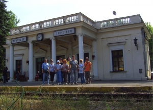 U Velikom spremanju Srbije učestvovao Beogradčvor čišćenjem železničke stanice Topčider Putnička