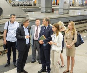 Libor Lohman obišao Beograd Centar - Prokop