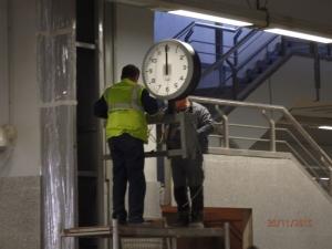 Gradilište Beograd Centar - Faza realizacije Ugovora: 90%
