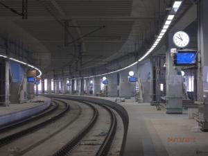 Gradilište Beograd Centar na dan ponedeljak 04.12.2015. godine