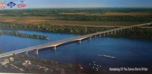 Beogradčvor u stručnoj poseti gradilištu mosta Zemun - Borča